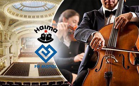 Klavírní koncert se symfonickým orchestrem ve Smetanově síni Obecního domu - Bizet, Smetana a další! 10.5.2016!