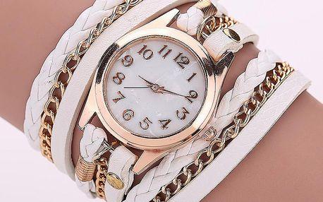 Originální náramkové vintage hodinky