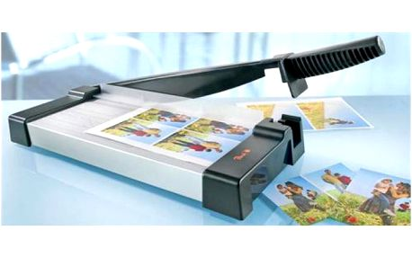 Peach Sword Cutter A4 (PC300-01) páková, kovová základna