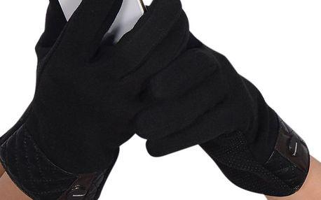 Dotykové rukavice na displej mobilního telefonu