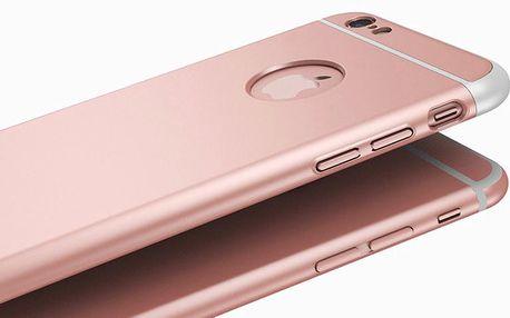 Luxusní kryt na iPhone 6/6s s lehce třpytivým efektem - výběr z více barevných provedení