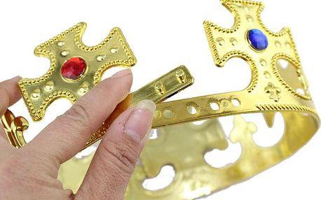 Zářivá koruna pro krále a královny