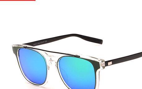Stylové sluneční brýle v unisex provedení