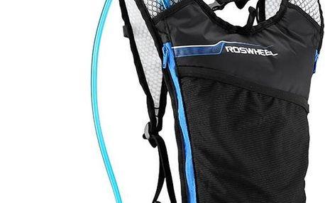 Ultralehký sportovní mini batoh s vakem na tekutiny