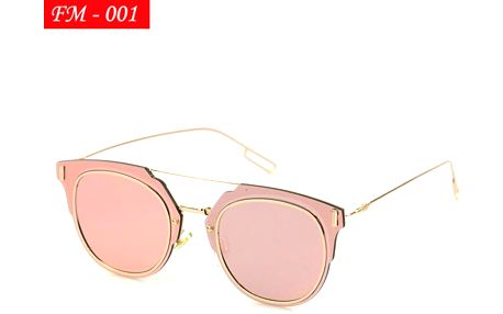 Bezobroučkové vintage sluneční brýle