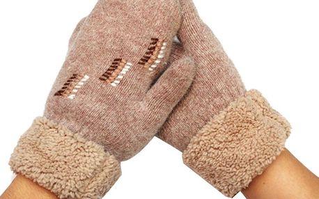 """Palcové rukavice """"3stripe"""""""