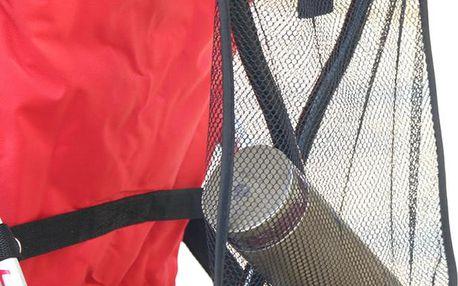 Cestovní síťková taška na kočárek