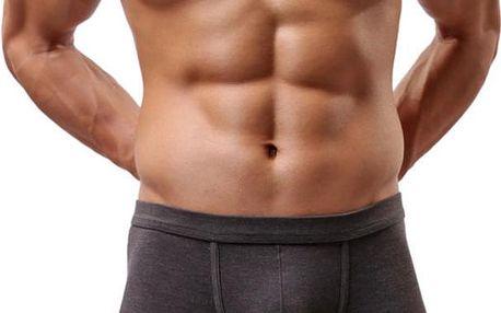 Jednobarevné pánské boxerky