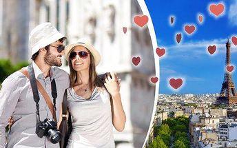 Zájezd pro 1 osobudo Paříže - s prohlídkou města, plavnou po Seině i koupáním v termálních lázních! Prohlédnete si nejznámějších památky, dáte si polibek pod Eifellovou věží, večer zakončíte romantickou plavbou po Seině a další si odpočinete v termálních