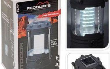 Svítilna LED se solárním panelem ProGarden KO-YG5400120 Svítilna LED se solárním panelem ProGarden KO-YG5400120