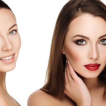 Proměňte svůj vzhled – kosmetická péče, stylový střih a účes i líčení