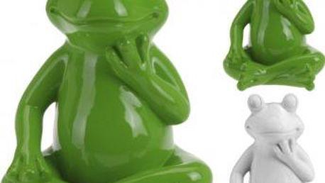 Zahradní dekorace žába velká 40 x 30 cm ProGarden KO-795200350 Zahradní dekorace žába velká 40 x 30 cm ProGarden KO-795200350