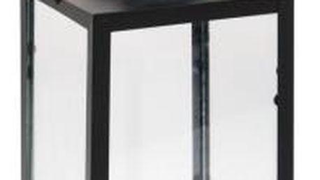 Lucerna 17x30 cm, kovová, černá EXCELLENT KO-CC5053040 Lucerna 17x30 cm, kovová, černá EXCELLENT KO-CC5053040
