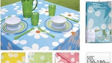 Ubrus 180 x 130 cm květiny KO-DZ4000140 Ubrus 180 x 130 cm květiny KO-DZ4000140