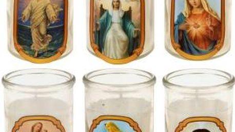 Svíčka ve skleničce 10 cm EXCELLENT KO-ACC103000 Svíčka ve skleničce 10 cm EXCELLENT KO-ACC103000