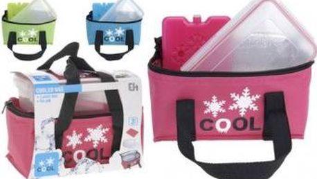 Sada chladicí tašky, vložky a svačinové krabičky ProGarden KO-447000030 Sada chladicí tašky, vložky a svačinové krabičky ProGarden KO-447000030