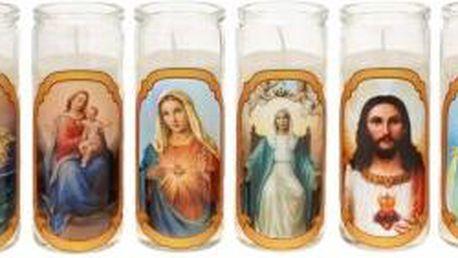 Svíčka ve skleničce 14 cm EXCELLENT KO-ACC103010 Svíčka ve skleničce 14 cm EXCELLENT KO-ACC103010