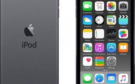 Apple iPod touch / 16GB - 6. generace, vesmírně šedá