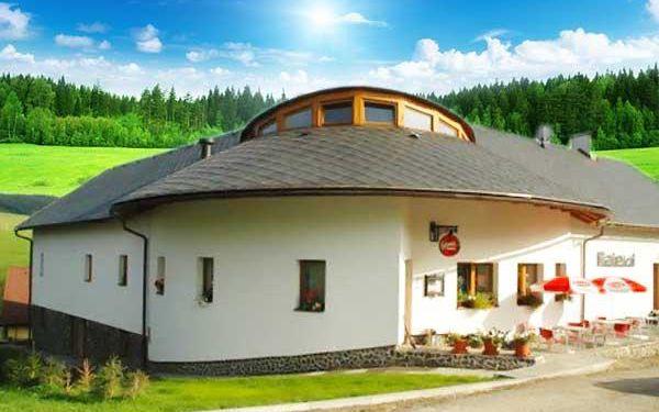 Apartmány v Jeseníkách až pro 6 osob + polopeze