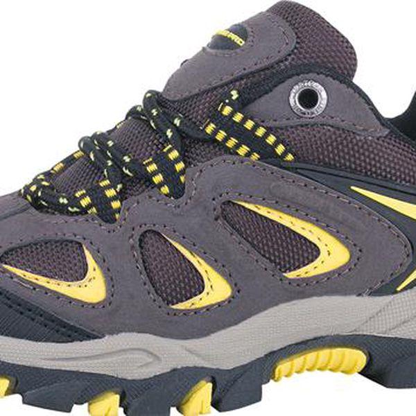 ALPINE PRO Chlapecké outdoorové boty Hartley, EUR 32
