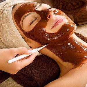 Čokoládové hýčkání pleti a masáž nohou