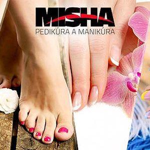 Kompletní manikúra či pedikúra ve studiu MISHA! Vyberte si z 5 osvěžujících jarních balíčků!