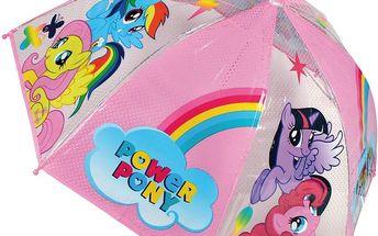 Disney Brand Dívčí deštník My Little Pony