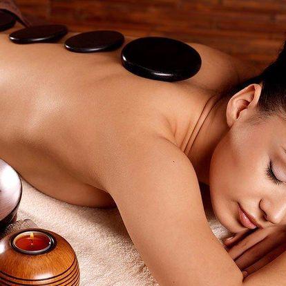 30minutová relaxační masáž dle výběu