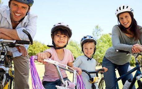 Rodinná dovolená v Krkonoších v hotelu Vápenka - až 2 děti a 1 den navíc zdarma + wellness a kola