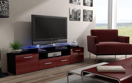 Luxusní komoda pod televizor/rádio EVORA 7