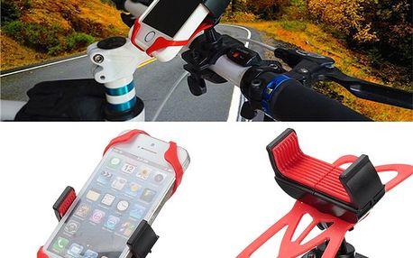 Univerzální držák na mobil na kolo či motorku