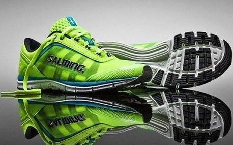 Dětské běžecké boty Salming Speed Junior