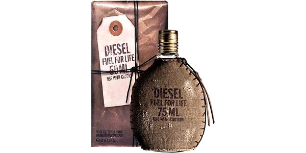 Diesel Fuel for life 125ml EDT M