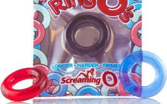 The Screaming O RingO, silikonový erekční kroužek