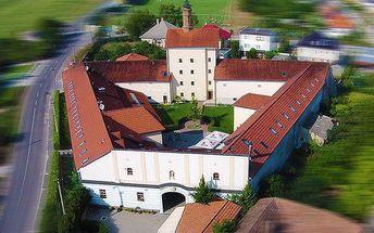 3 až 5denní pobyt s polopenzí a fitness v penzionu Chateau Krakovany u Piešťan pro 2