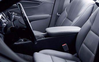 Důkladné tepování interiéru auta