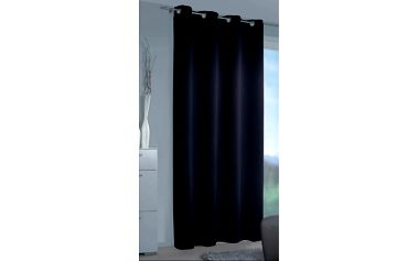Albani Zatemňovací závěs Mia černá, 140 x 240 cm