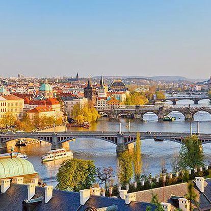 Pronájem apartmánu v Praze včetně snídaní