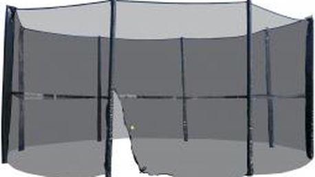 Ochranná sít na trampolínu 183 - 490 cm