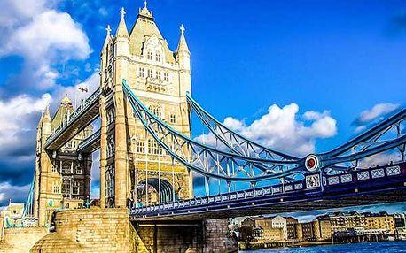 5denní zájezd do Londýna a Oxfordu s ubytováním