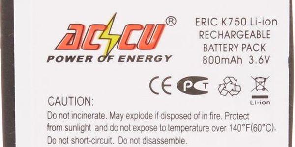 Accu baterie za Sony Ericsson BST-37 800mAh Li-ion