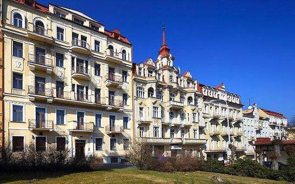 3 až 6denní wellness pobyt pro 2 v hotelu Kossuth v Mariánkách až s 11 procedurami