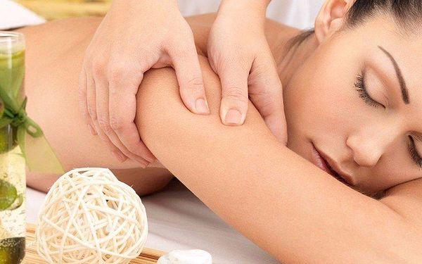Celotělová uvolňující masáž v délce 90 minut