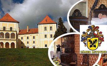 Prohlídka zámku Letovice včetně hladomorny s mučírnou, jeskyně hlídané drakem nebo zoo koutku bude jistě nezapomenutelná!! Můžete přijít sami, ve dvou, s rodinou nebo s přáteli!! V areálu také zámecký park s jezírkem a příjemná restaurace s posezením!!