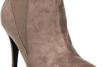 Kotníková obuv na podpatku 8865Y-KH 37