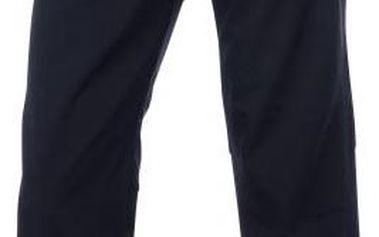 Pánské softshellové kalhoty Regatta RMJ117L GEO Softshell II Black 40