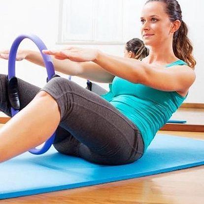 Pilates - 3 individuální lekce v délce 60 min. ve Studiu Amara. Podporuje hubnutí, flexibilitu aj.