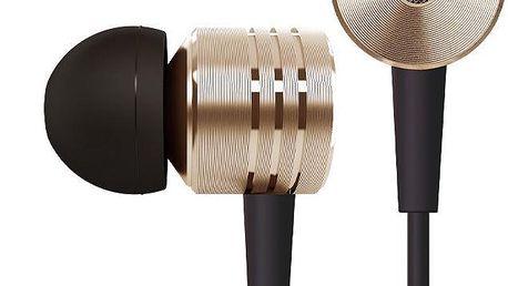 Texturovaná sluchátka s luxusním vzhledem - výběr z více barev