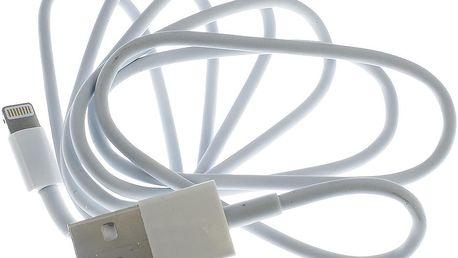 Kabel datový lightning konektor a USB 2.0