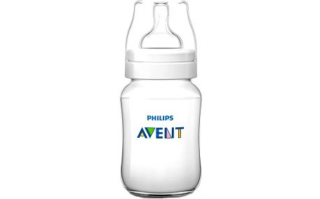 AVENT Láhev Classic+ 260 ml (PP), 1 ks